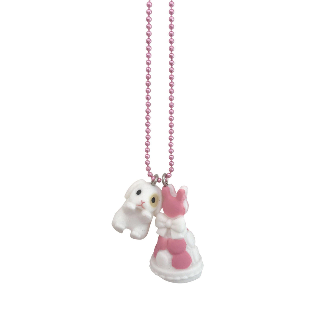 Ltd. Pop Cutie Bakery Bunny Necklaces