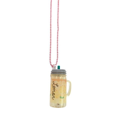 Pop Cutie Gacha Cafe Drink Necklaces