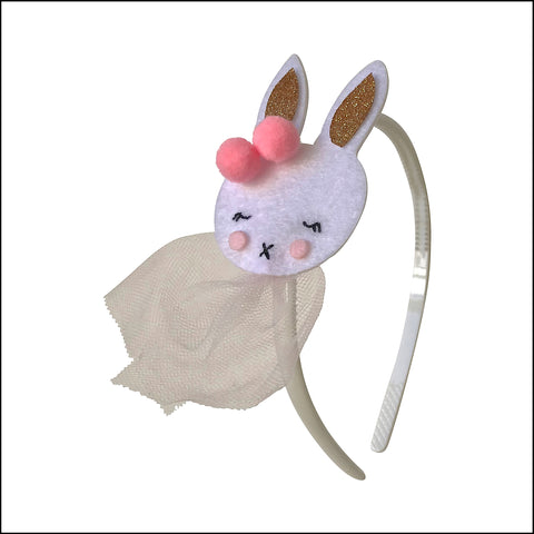 Ltd. Pop Cutie Bunny Veil Headband