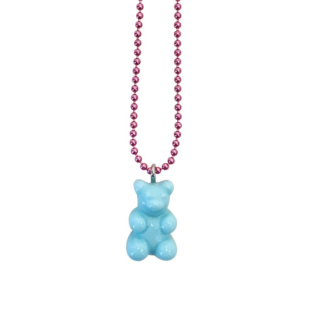 Pop Cutie Gacha Baby Gummy Bear Necklaces