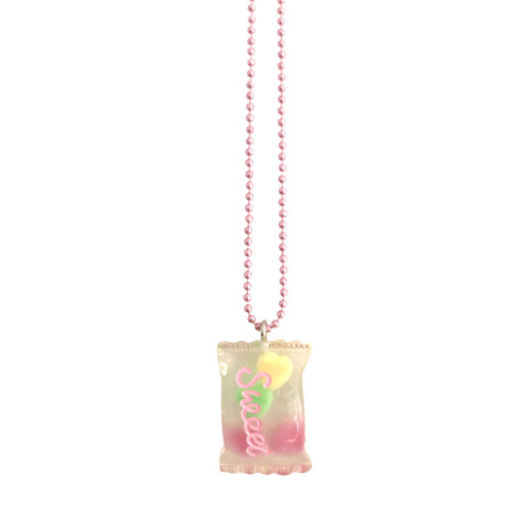Pop Cutie Gacha Confetti Candy Necklace
