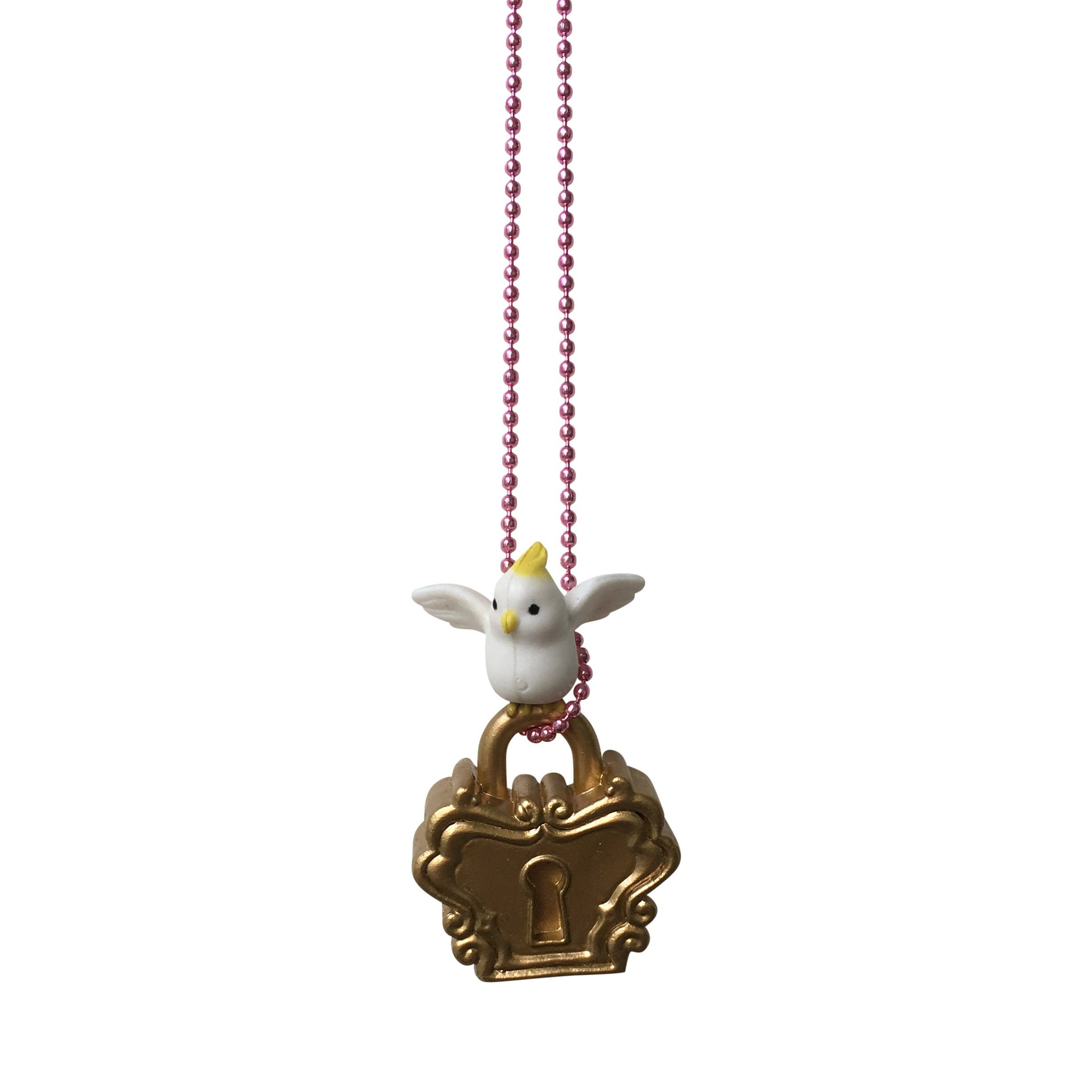 Ltd. Pop Cutie Key Keeper Necklaces