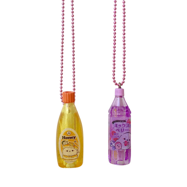 Ltd. Pop Cutie Gacha Kawaii Drinks Necklaces
