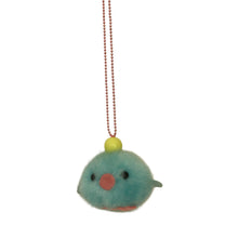 Load image into Gallery viewer, Ltd. Pop Cutie PomPom BIRD Necklaces