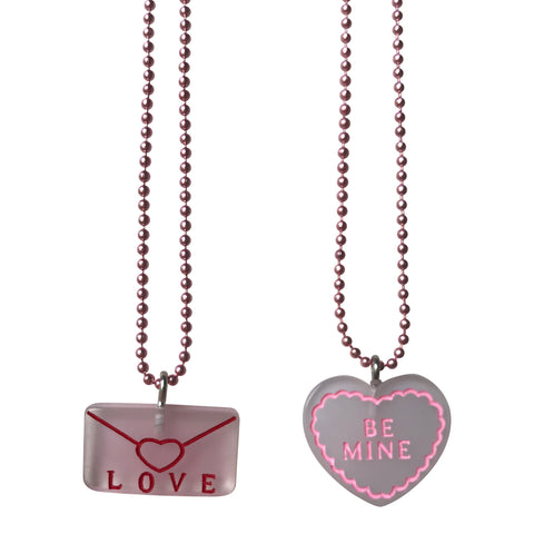 Pop Cutie Gacha Love Necklaces