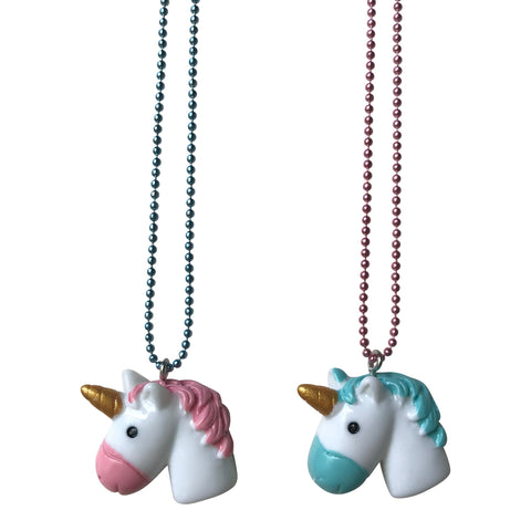 Pop Cutie Gacha Unicorn Love Necklaces