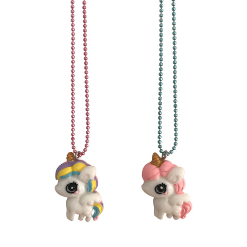 Pop Cutie Gacha Cute Unicorn Necklaces