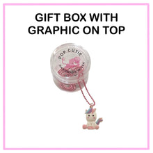 Load image into Gallery viewer, Ltd. Pop Cutie Glitter Chick Necklaces