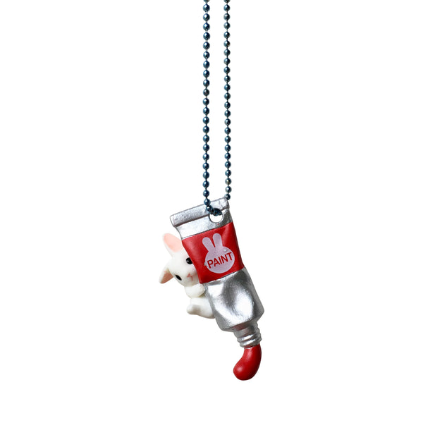 Ltd. Pop Cutie Paint Bunny Necklaces