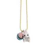 Ltd. Pop Cutie Bunny in Wonderland Necklaces