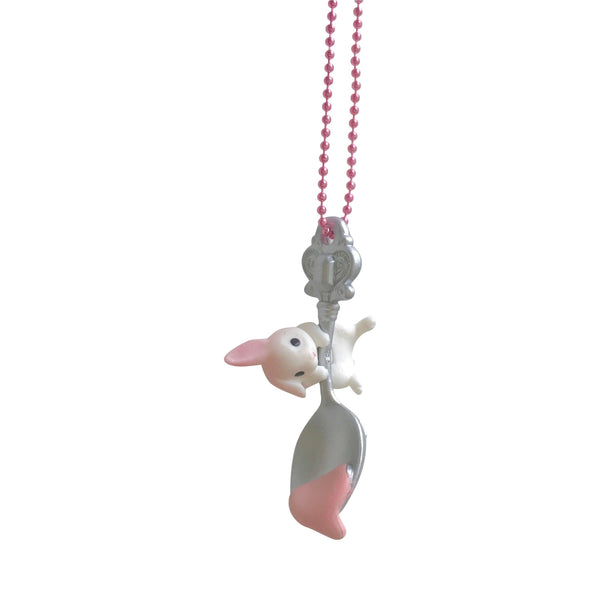Ltd. Pop Cutie Chocolate Bunny Necklaces