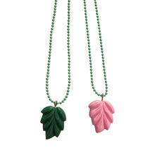 Load image into Gallery viewer, Pop Cutie Gacha Leaf Necklaces