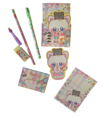 Pop Cutie Stationery Gift Bag - Girl!