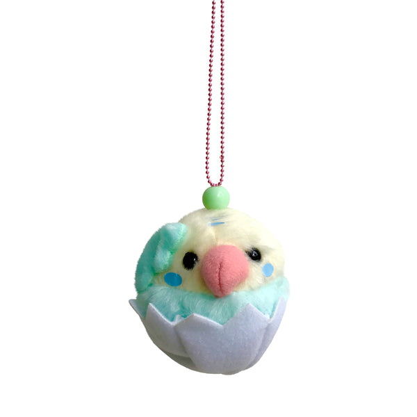Ltd. Pop Cutie Pop-Up Plush Bird Necklaces