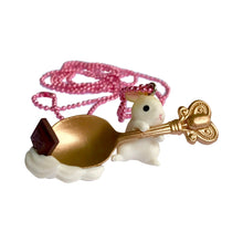 Load image into Gallery viewer, Ltd. Pop Cutie Chocolate Bunny Necklaces