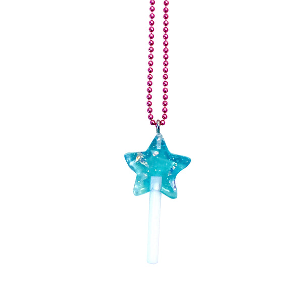 Ltd. Pop Cutie Star Lollipop Necklaces
