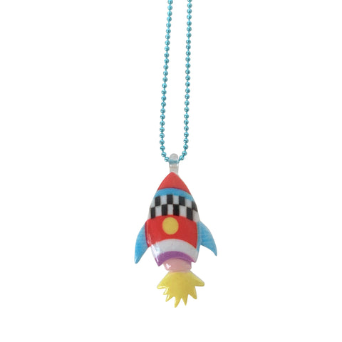 Pop Cutie Gacha Rocket Necklaces