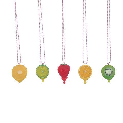 Ltd. Pop Cutie Juicy Necklaces