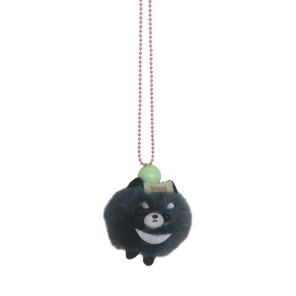 Ltd. Pop Cutie PomPom Puppy Ver. 2 Necklaces