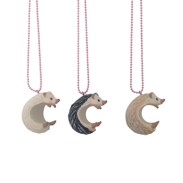 Ltd. Pop Cutie Hedgehog Necklaces