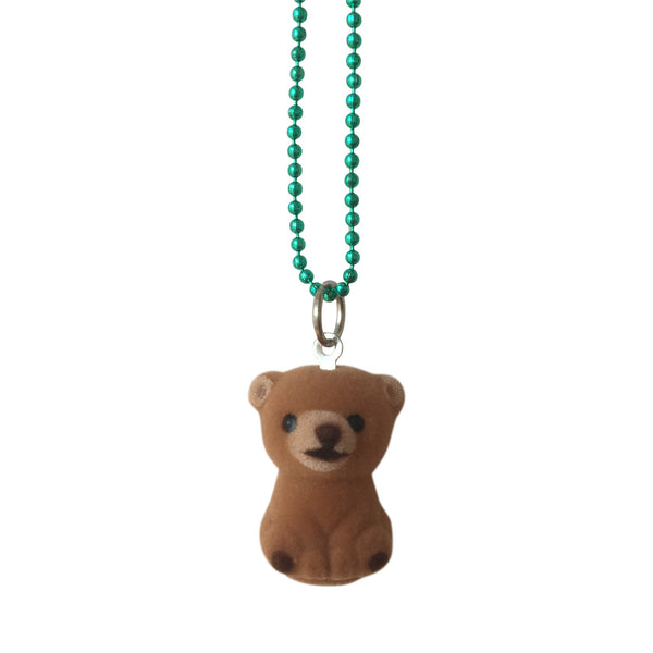 Pop Cutie Gacha Soft Jungle Necklaces