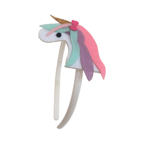 Ltd. Pop Cutie Unicorn Headband