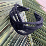 A POP LIFE Headband Black
