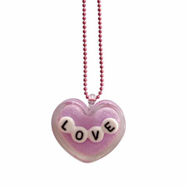 Ltd. Pop Cutie LOVE Necklaces