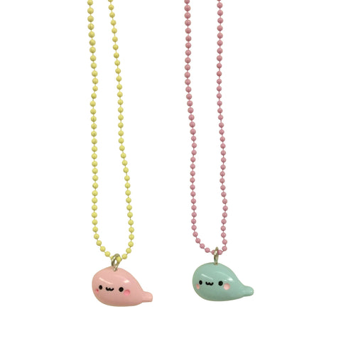 Pop Cutie Gacha Kawaii Seal Necklaces