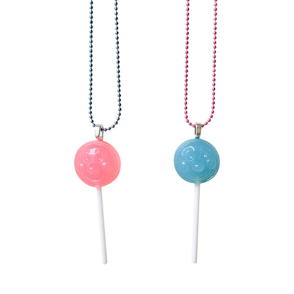 Pop Cutie Gacha Lollipop Necklaces