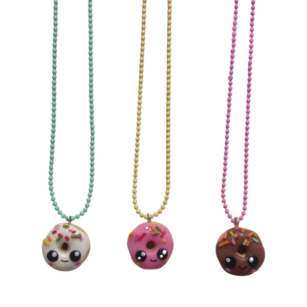 Pop Cutie Kawaii Doughnut Necklace