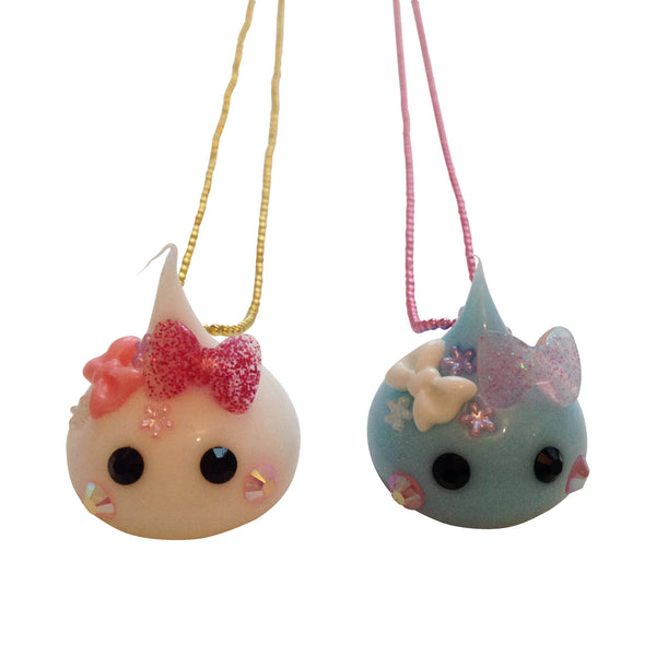 Pop Cutie Sparkle Cute Drop Necklaces