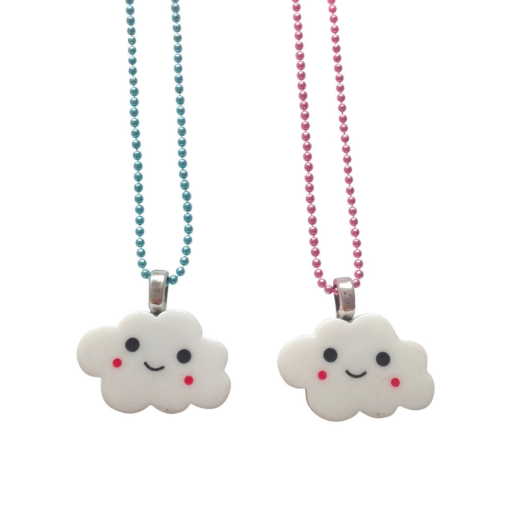 Pop Cutie Gacha Cloud Necklaces