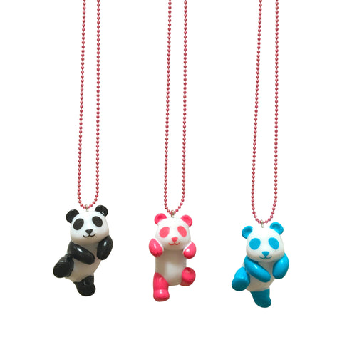Ltd. Pop Cutie Color Panda Necklaces