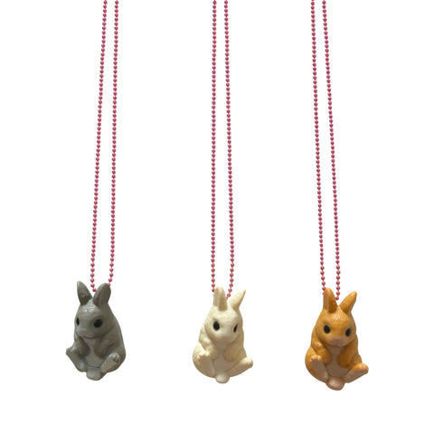 Ltd. Pop Cutie Bunny Necklaces