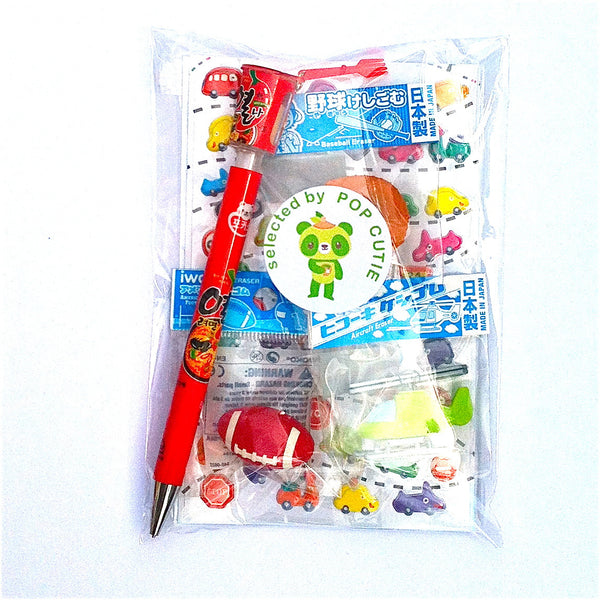 NEW Pop Cutie Stationary Gift Bag - Boy!