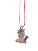 Load image into Gallery viewer, Pop Cutie Unicorn Cookie Necklaces