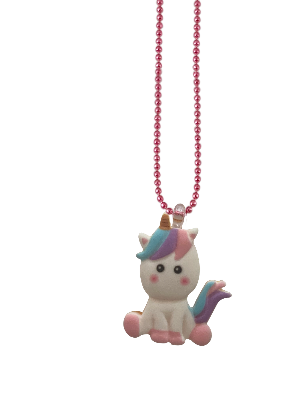 Pop Cutie Unicorn Cookie Necklaces