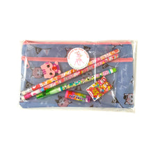 "Load image into Gallery viewer, Pop Cutie Japanese Pen Case Gift Set ""CATS"""