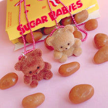 Load image into Gallery viewer, Ltd. Pop Cutie 90's Babies Bear Kids Necklaces