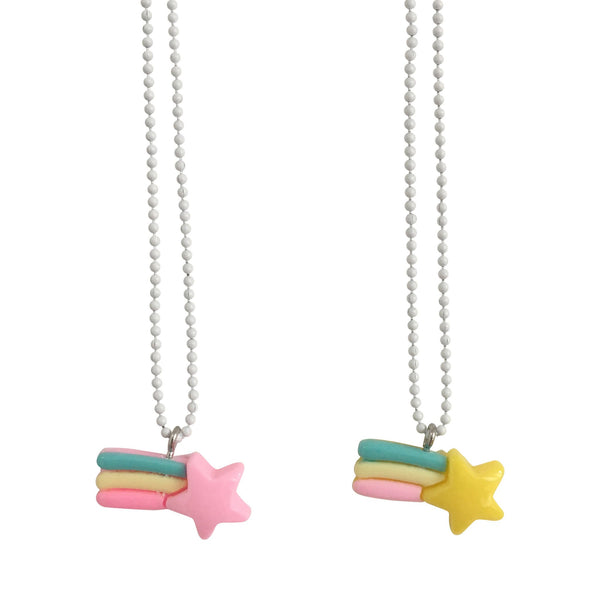 Pop Cutie Gacha Shooting Star Necklaces