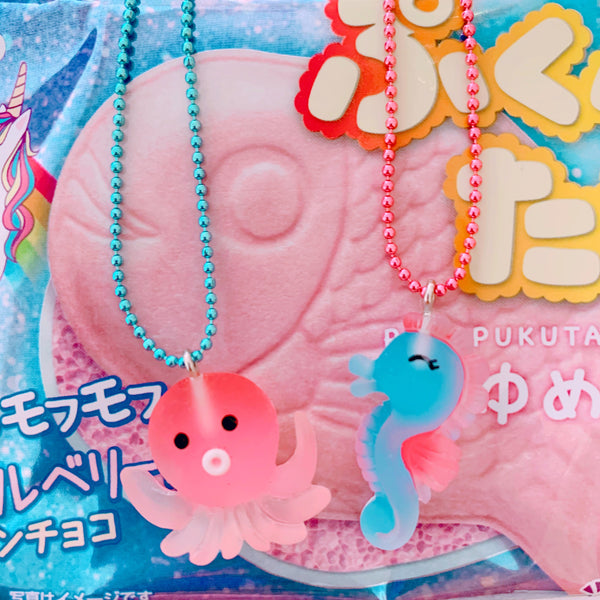 Pop Cutie Gacha Cute Ocean Necklaces