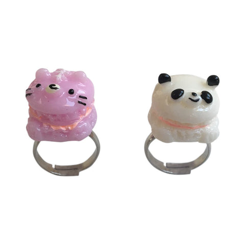 POP CUTIE Macaroon Animal Ring