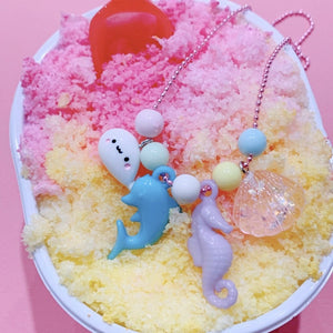 Pop Cutie Charm Necklaces