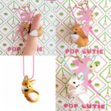 Ltd. Pop Cutie Fox Necklaces