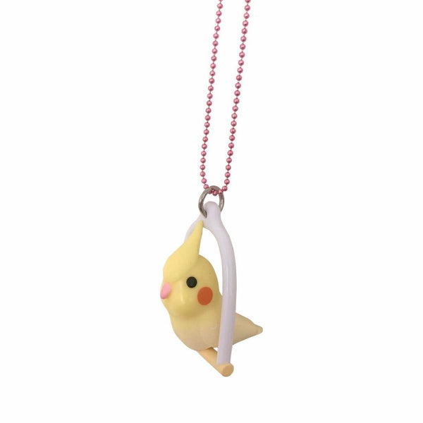 Ltd. Pop Cutie Bird Swing Necklace