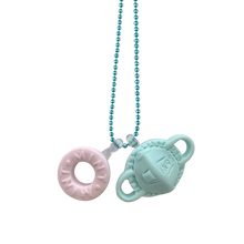Load image into Gallery viewer, Ltd. Pop Cutie Mask Up! Charm Necklaces