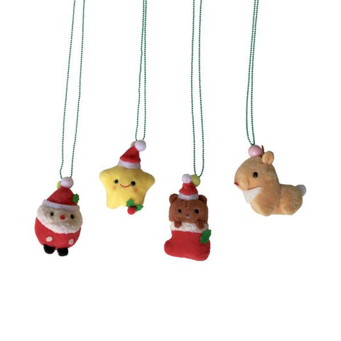 Ltd. Pop Cutie Xmas Plush Necklace