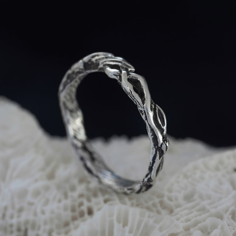 "Women's wedding ring ""Louise"""