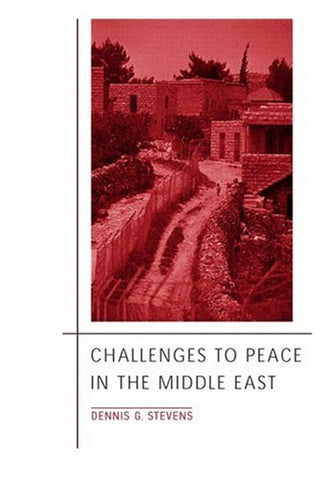 Challenges To Peace In The Middle East